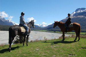 horse-trekking