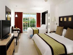 3 x 2-bedroom units