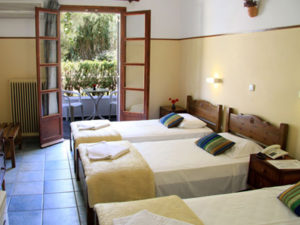 7 x 1-bedroom units