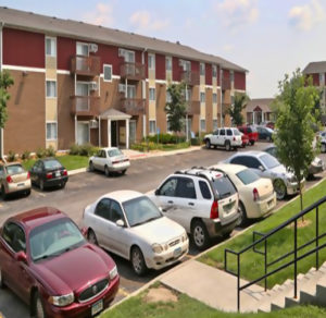 Ample off-street parking
