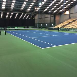 wilding tennis courts