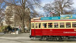 Christchurch-Train