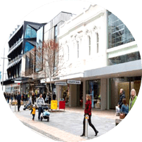 motels in christchurch city centre
